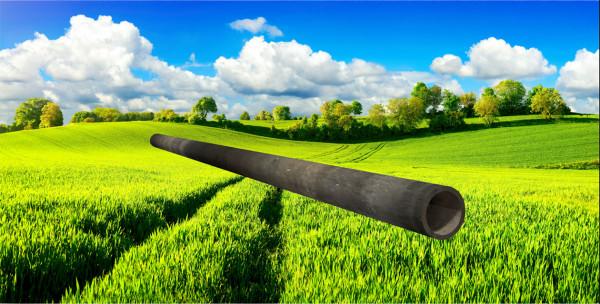 Stahl-Rundrohr ∅16mm, Wandstärke: 1,5mm