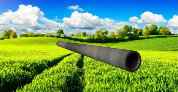 Stahl-Rundrohr ∅26,9mm, Wandstärke: 2,6mm